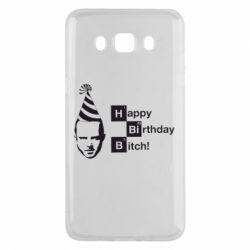 Чехол для Samsung J5 2016 Happy Birthdey Bitch Во все тяжкие