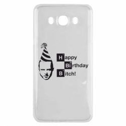 Чехол для Samsung J7 2016 Happy Birthdey Bitch Во все тяжкие