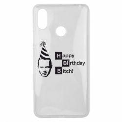 Чехол для Xiaomi Mi Max 3 Happy Birthdey Bitch Во все тяжкие