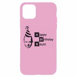 Чехол для iPhone 11 Happy Birthdey Bitch Во все тяжкие
