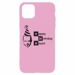 Чехол для iPhone 11 Pro Happy Birthdey Bitch Во все тяжкие