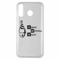 Чехол для Samsung M30 Happy Birthdey Bitch Во все тяжкие
