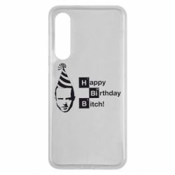 Чехол для Xiaomi Mi9 SE Happy Birthdey Bitch Во все тяжкие