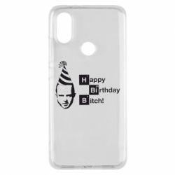 Чехол для Xiaomi Mi A2 Happy Birthdey Bitch Во все тяжкие