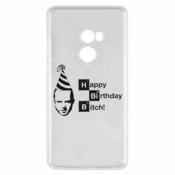 Чехол для Xiaomi Mi Mix 2 Happy Birthdey Bitch Во все тяжкие