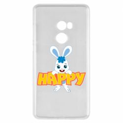 Чехол для Xiaomi Mi Mix 2 Happy bunny