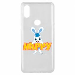 Чехол для Xiaomi Mi Mix 3 Happy bunny