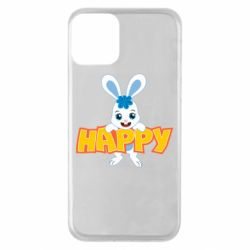 Чехол для iPhone 11 Happy bunny