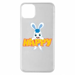Чехол для iPhone 11 Pro Max Happy bunny