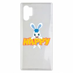 Чехол для Samsung Note 10 Plus Happy bunny