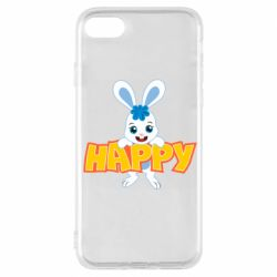 Чехол для iPhone 7 Happy bunny