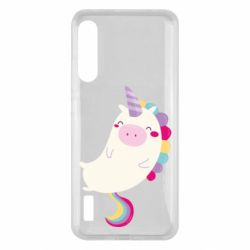 Чохол для Xiaomi Mi A3 Happy color unicorn