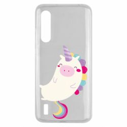 Чехол для Xiaomi Mi9 Lite Happy color unicorn