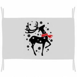 Прапор Happy Cristmas