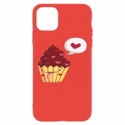 Чохол для iPhone 11 Happy cupcake