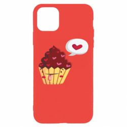 Чохол для iPhone 11 Pro Max Happy cupcake