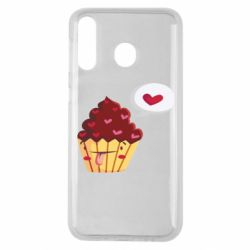 Чохол для Samsung M30 Happy cupcake