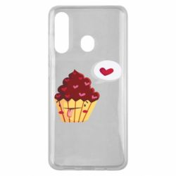 Чохол для Samsung M40 Happy cupcake