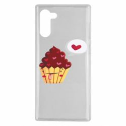 Чохол для Samsung Note 10 Happy cupcake