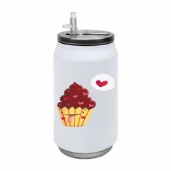 Термобанка 350ml Happy cupcake