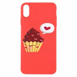 Чохол для iPhone X/Xs Happy cupcake