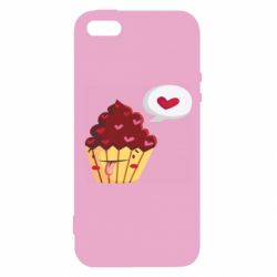 Чохол для iphone 5/5S/SE Happy cupcake