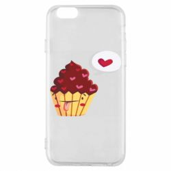 Чохол для iPhone 6/6S Happy cupcake