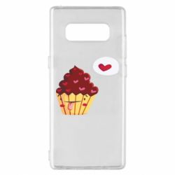 Чохол для Samsung Note 8 Happy cupcake