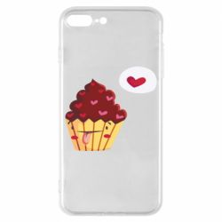 Чохол для iPhone 8 Plus Happy cupcake