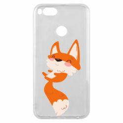 Чехол для Xiaomi Mi A1 Happy fox
