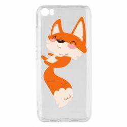 Чехол для Xiaomi Mi5/Mi5 Pro Happy fox