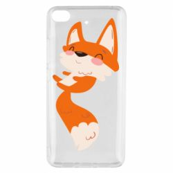 Чехол для Xiaomi Mi 5s Happy fox