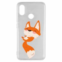 Чехол для Xiaomi Mi8 Happy fox