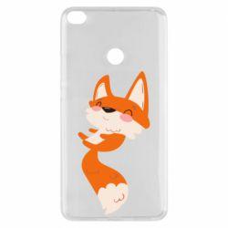 Чехол для Xiaomi Mi Max 2 Happy fox