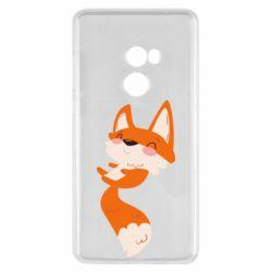 Чехол для Xiaomi Mi Mix 2 Happy fox