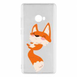 Чехол для Xiaomi Mi Note 2 Happy fox