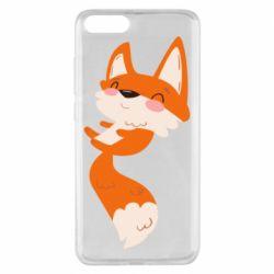Чехол для Xiaomi Mi Note 3 Happy fox