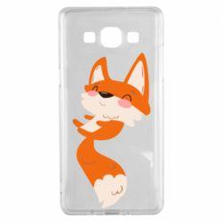 Чехол для Samsung A5 2015 Happy fox