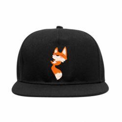 Снепбек Happy fox