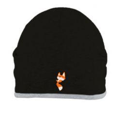 Шапка Happy fox