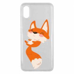 Чехол для Xiaomi Mi8 Pro Happy fox
