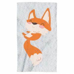 Полотенце Happy fox