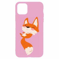 Чехол для iPhone 11 Happy fox