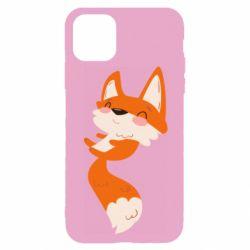 Чехол для iPhone 11 Pro Happy fox