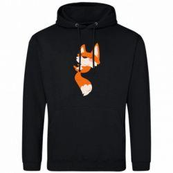 Мужская толстовка Happy fox