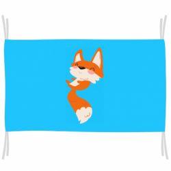 Флаг Happy fox