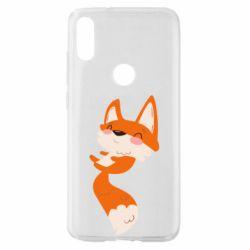 Чехол для Xiaomi Mi Play Happy fox