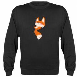 Реглан (свитшот) Happy fox