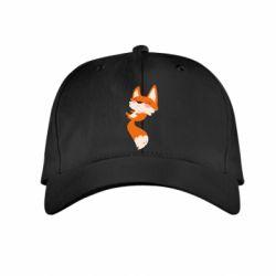 Детская кепка Happy fox