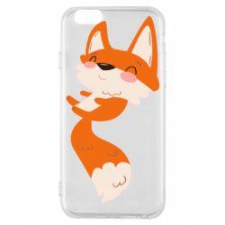 Чехол для iPhone 6/6S Happy fox